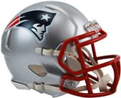 NFL New England Patriots Speed Mini Helmet