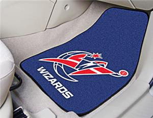 Fan Mats Washington Wizards Carpet Car Mats