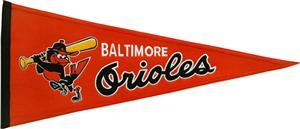 Winning Streak Orioles MLB Cooperstown Pennant