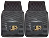Fan Mats NHL Anaheim Ducks Vinyl Car Mats (set)