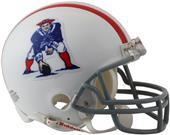 NFL Patriots (61-64) Mini Replica Helmet Throwback