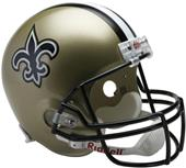NFL Saints Deluxe Replica Full Size Helmet