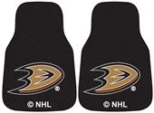 Fan Mats NHL Anaheim Ducks Carpet Car Mats (set)