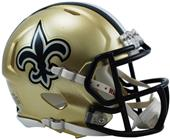 NFL New Orleans Saints Speed Mini Helmet