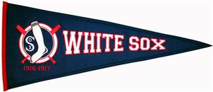 Winning Streak White Sox MLB Cooperstown Pennant