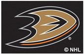 Fan Mats NHL Anaheim Ducks Starter Mats