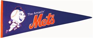 Winning Streak Mets MLB Cooperstown Pennant