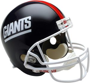 NFL Giants (81-99) Replica Full Size Helmet (TB)