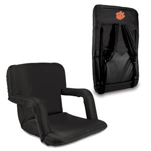 Picnic Time Clemson University Ventura Recliner