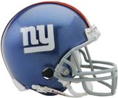 NFL New York Giants Mini Helmet (Replica)