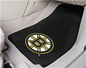 Fan Mats NHL Boston Bruins Carpet Car Mats (set)