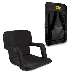 Picnic Time Georgia Tech Ventura Recliner