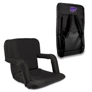 Picnic Time Kansas State Ventura Recliner