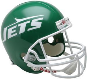 NFL Jets (78-89) Replica Full Size Helmet (TB)