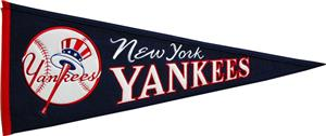 Winning Streak MLB New York Yankees Pennant