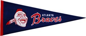 Winning Streak Atlanta Braves MLB Pennant