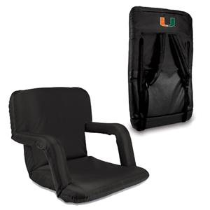 Picnic Time University of Miami Ventura Recliner