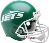NFL Jets (78-89) On-Field Full Size Helmet (TB)