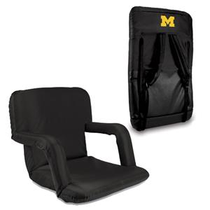 Picnic Time University Michigan Ventura Recliner