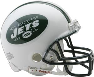 NFL New York Jets Mini Helmet (Replica)