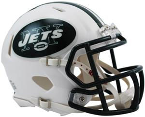NFL New York Jets Speed Mini Helmet