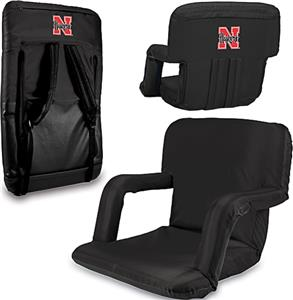 Picnic Time University Nebraska Ventura Recliner