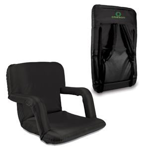 Picnic Time University of Oregon Ventura Recliner