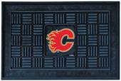 Fan Mats NHL Calgary Flames Door Mats