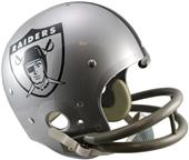 NFL Raiders (1963) Replica TK Suspension Helmet