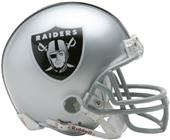 NFL Oakland Raiders Mini Helmet (Replica)