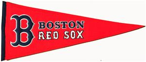 Boston Red Sox MLB Traditions Pennant