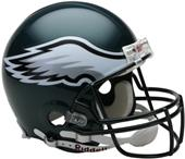 NFL Eagles On-Field Full Size Helmet (VSR4)