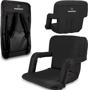 Picnic Time Vanderbilt University Ventura Recliner