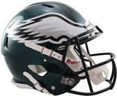 NFL Eagles On-Field Full Size Helmet (Speed)
