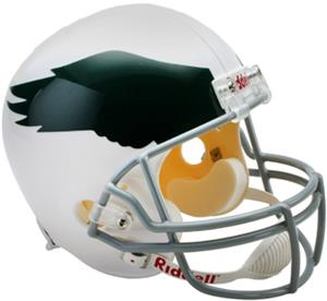 NFL Eagles (69-73) Replica Full Size Helmet (TB)