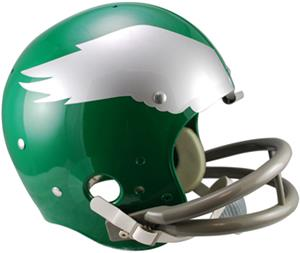 NFL Eagles (59-69) Replica TK Suspension Helmet