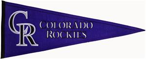 Winning Streak Colorado Rockies MLB Pennant