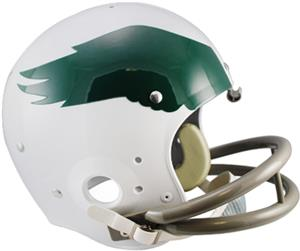 NFL Eagles (69-73) Replica TK Suspension Helmet