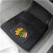 Fan Mats NHL Chicago Blackhawks Car Mats (set)