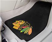 Fan Mats NHL Chicago Blackhawks Car Mats (set)