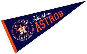 Winning Streak Houston Astros MLB Pennant