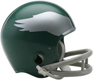 NFL Eagles (59-69) Mini Replica Helmet Throwback