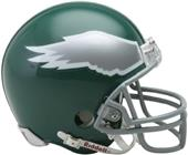NFL Eagles (74-95) Mini Replica Helmet Throwback