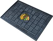Fan Mats NHL Chicago Blackhawks Door Mats