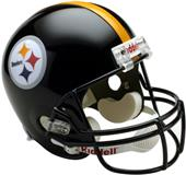 NFL Steelers Deluxe Replica Full Size Helmet