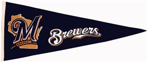Winning Streak Milwaukee Brewers MLB Pennant