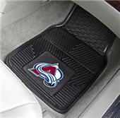 Fan Mats NHL Colorado Avalanche Car Mats (set)