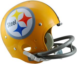 NFL Steelers (1962) Replica TK Suspension Helmet