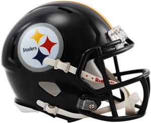 NFL Pittsburgh Steelers Speed Mini Helmet