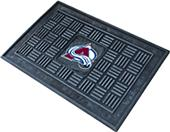 Fan Mats NHL Colorado Avalanche Door Mats